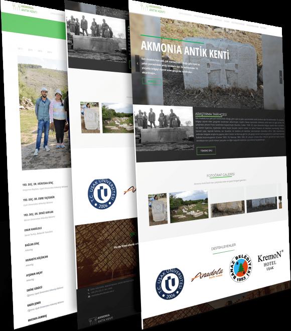 web tasarım showcase